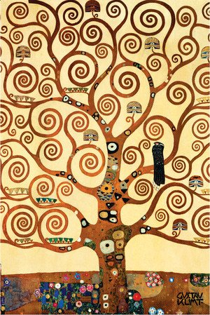 Gustav Klimt - Tree of Life