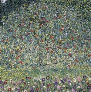 Gustav Klimt - Apple Tree I 2