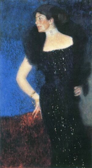Portrait of Rose von Rosthorn-Friedmann