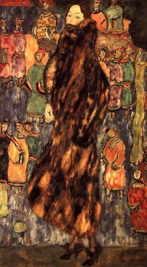 Gustav Klimt - Unknown 3