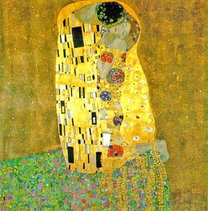 Gustav Klimt - The Kiss
