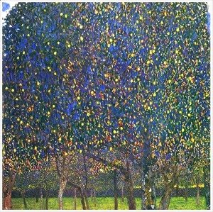 Gustav Klimt - The Pear Tree
