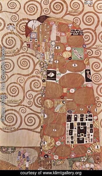 Gustav Klimt - Fulfillment  1905-09
