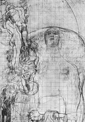 Study for Philosophy  1898-99